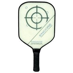 New Encore pickleball paddle blue