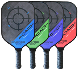 Poach Advantage Pickleball Paddles