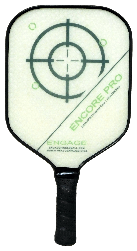Encore Pro pickleball paddle Green