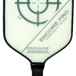 Encore Pro pickleball Paddle Purple