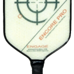 Encore Pro pickleball paddle Red