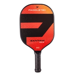 Bantam TS-5 Pickleball Paddle Red Wildfire