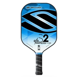 Amped S2 pickleball paddle blue