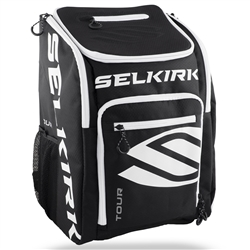 Selkirk Tour Backpack Black
