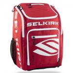 Selkirk Tour Pickleball Backpack Red
