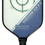 Encore EX 6.0 Blue pickleball paddle