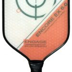 Encore EX 6.0 Red pickleball paddle