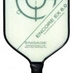 Encore EX 6.0 White pickleball paddle