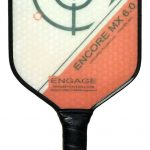 Encore MX 6.0 Red pickleball paddle