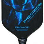 Precision Pickleball Paddle Mystic Blue