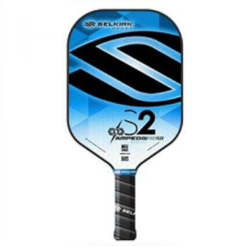 Amped S2 Blue pickleball paddle