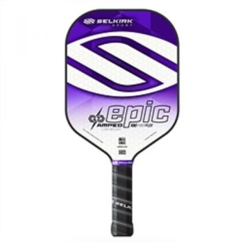 Amped Epic Purple pickleball paddle