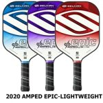 Amped Epic Lightweight pickleball paddle
