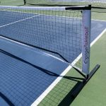 Engage pickleball portable net system