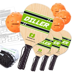 Diller Pickleball Set