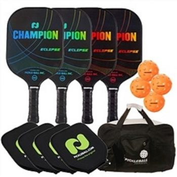 Champion Eclipse 4 player bundle