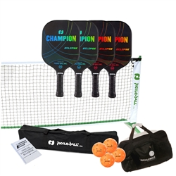 Champion Eclipse Complete Pickleball Set