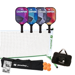 Champion Graphite X Deluxe Set