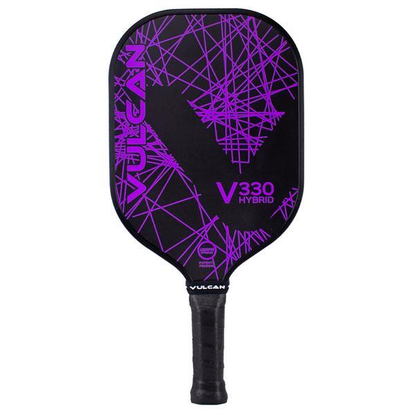 v330 purple laser pickleball paddle