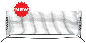 Vulcan 8 foot pickleball practice net