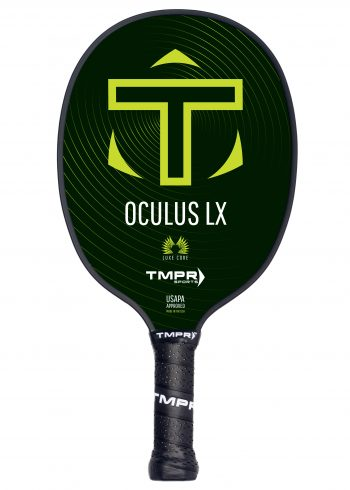 Oculus LX pickleball paddle Yellow