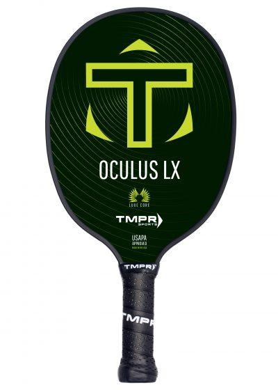Oculus LX pickleball paddle Yellow