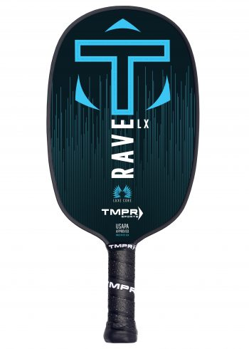Rave LX pickleball paddle blue