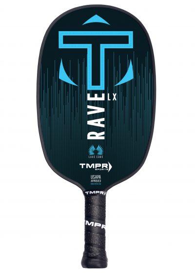 Rave LX pickleball paddle blue