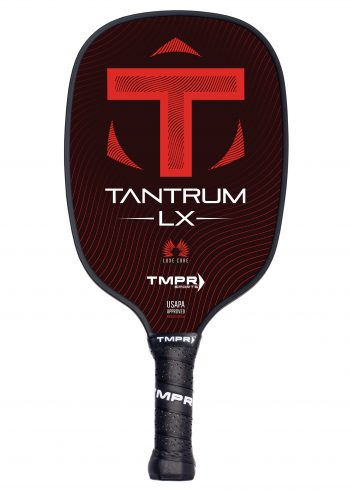 Tantrum LX pickleball paddleRed