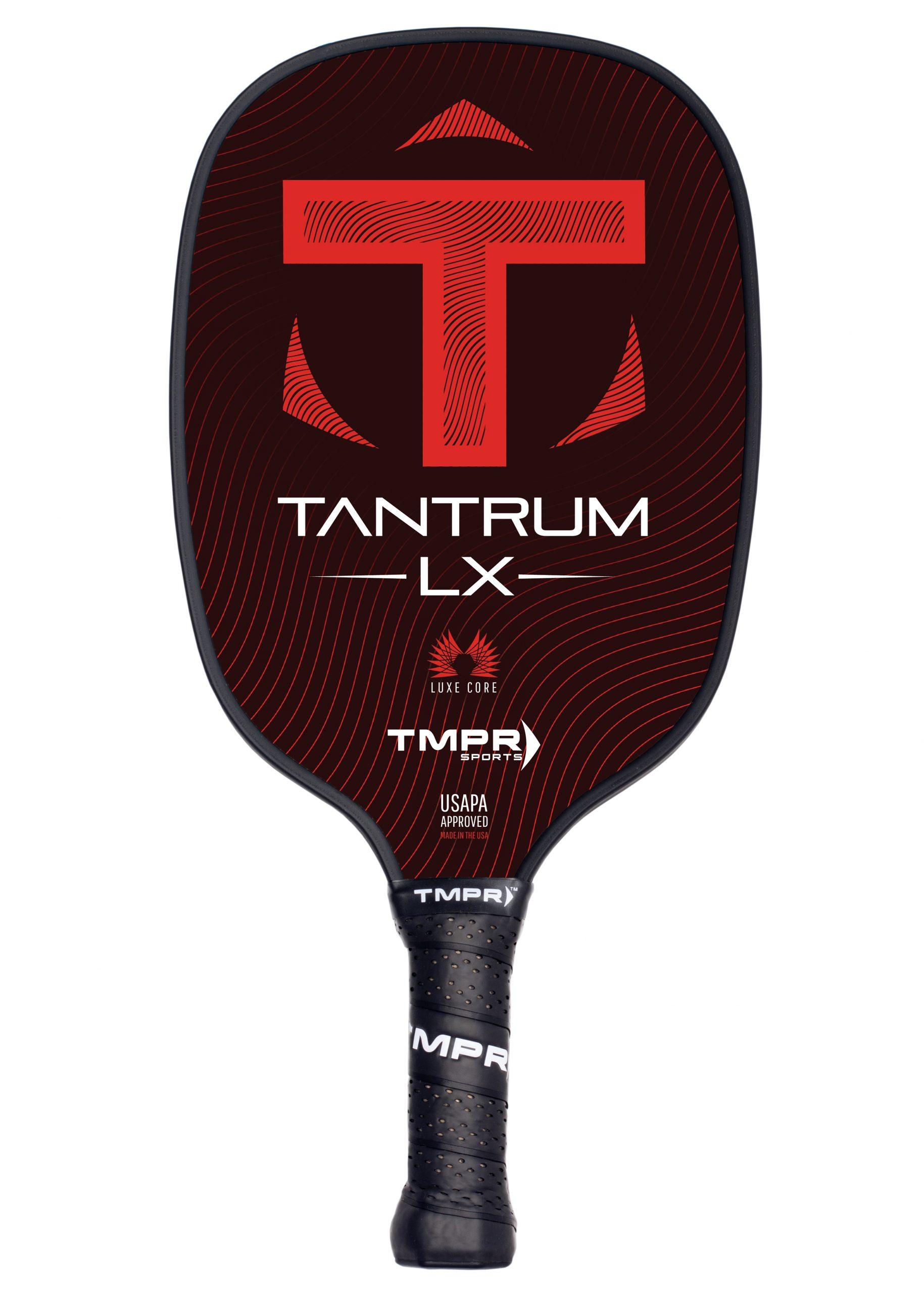 Tantrum LX pickleball paddleRed