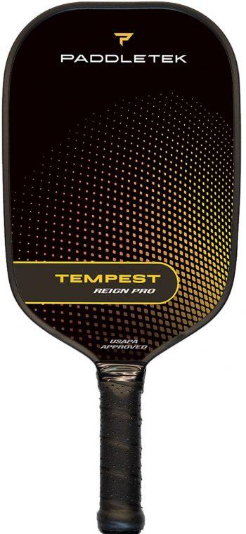 Tempest Reign Pro pickleball paddle