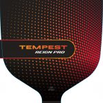 Tempest Reign Pro Red Front
